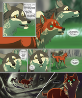 The Night Raiders pg 33 by DoubletheU