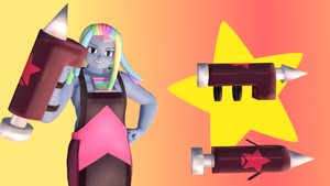 MMD Accessory Download - Bismuth's Breaking Point by Pokeluver223