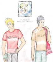 APH: Denmark and Holland by Elsa1759