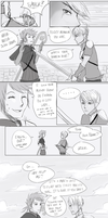 GcS: Flirting Lessons (Mission) by rahmennoodlez