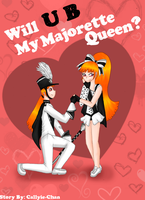 Will U B My Majorette Queen? Cover by PrincessCallyie
