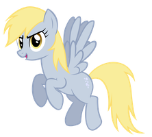 Derpy by TheMedic22