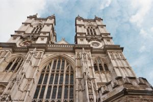Westminster Abbey -Horizontal by CKTalons