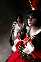 alice liddell - alice madness returns by LiliumLucy13