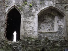 ancient chapel windows by nonyeB