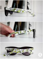 nadeloehr sunglasses by Bobsmade