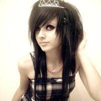 emo princess by nobody159