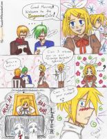 Len`s Pancake Special by TheKagamineFanatic