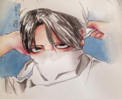 Levi by Nynirere