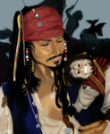 Jack Sparrow by Jayfighter1