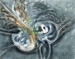 Complexity-The 3th dimension next order and chaos by eReSaW