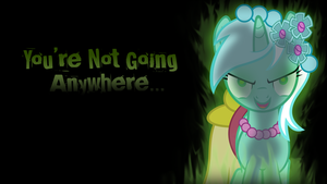 Evil Lyra Wallpaper by TwopennyPenguin