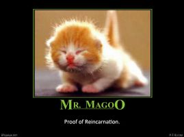 Mr. Magoo by PopeyeTheoB