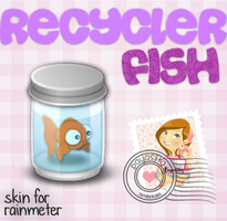 Recycler Fish by Payasiita