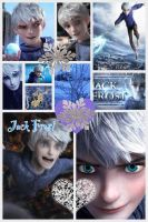 Jack Frost collage by Tsuki-dono