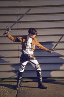 Levi Rivaille by StudioMadhouse