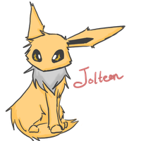 .:Jolteon:. by B2stHayoung