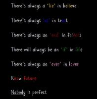 There is always by Catherinex13