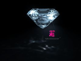 Princess cut diamond by the-kraft
