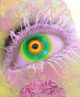 Candy Eye by Lissaburd