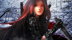 League of Legends: Katarina The Sinister Blade. by Ru-Dollar
