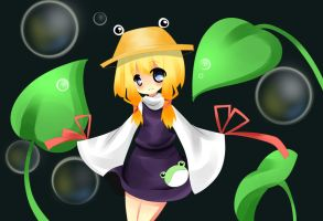 suwako by patchimon
