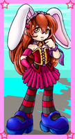 Chibi Bunni, the reckoning by elazuls-core