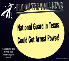 National Guard in Texas Could Get Arrest Power! by IAmTheUnison
