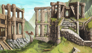 Ancients Constructs by Crowsrock