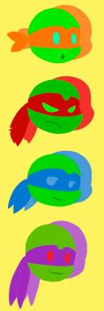 Punto Tmnt by CATELLO04