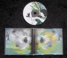 CD Cover Design INSIDE by HayBay