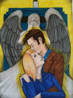 The Doctor and Rose by MissContrary013