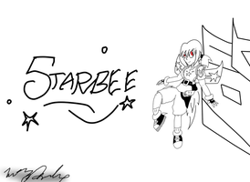TF High: Starbee by ToniMizukiPrime