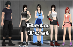 Final Fantasy Models + Kairi - BETA TEST(DOWNLOAD) by ChochoYatori