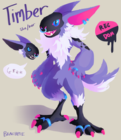 Timber by Beachpie