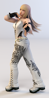 Lili 3DS Render 2 by x2gon