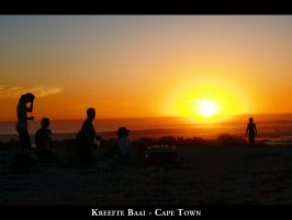 Cape Town Sunset by sacam101