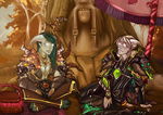 Commission: World of Warcraft by AlexielApril