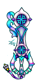 Keyblade #2! Gypsy Prayer by Mimzy94
