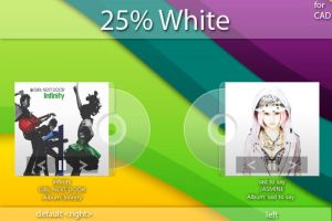 25percent White by ld-jing