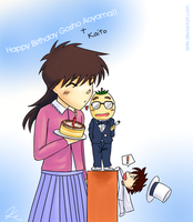 Happy Birthday Kaito 2010 by Kirite