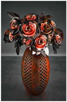 Steel roses by signum2