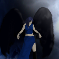 Angel in the Sky... by Twillight-Angel