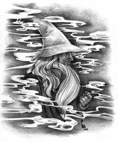Gandalf by cam-miyu