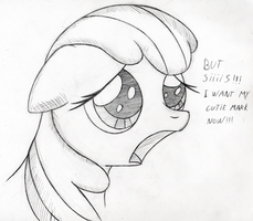 MLP: But Sis by SrMario