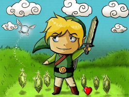 Link by Blood-Contagion