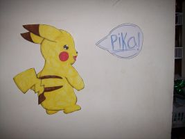 Pika? by turkiisandwich