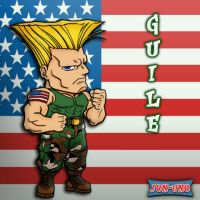 Guile by UNO926