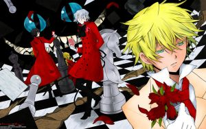 Almost Alice || PANDORA HEARTS by hjpenndragon