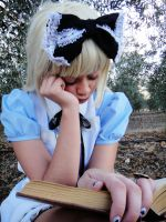 Sweet and Innocent Alice... by NinaCosplay